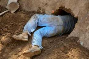 Мужчина прорыл под семейным ложем туннель, чтобы сбегать от жены в бар