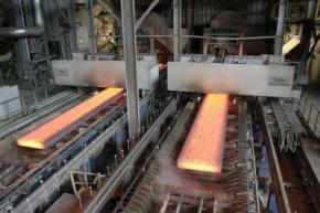 На востоке Украины семь металлургических предприятий остановили производство