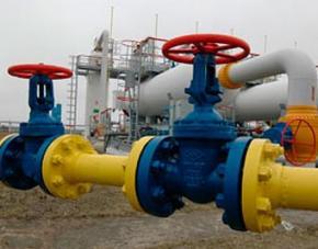 Порошенко разрешил допуск к управлению газовой трубой западные компании