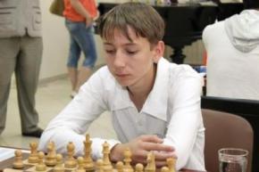 Украинский первокурсник Александр Бортник стал чемпионом мира по шахматам