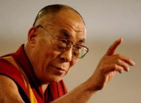 Далай-лама розкритикував дії президента Росії