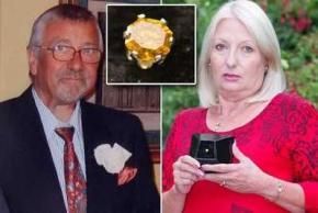 Вдова зробила з покійного чоловіка діамант