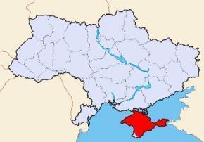 У Криму - порожні полиці, бо харчі з України псуються у чергах на в'їзді до півострова