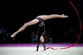 Украинские гимнастки завоевали медаль чемпионата мира