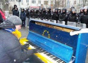 Преподаватели из четырёх стран создают виртуальный музей Майдана