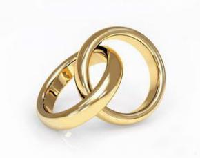 Дослідження: Чим дорожчі обручки, тим коротший шлюб, - вчені