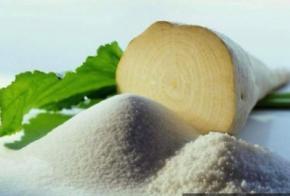Украина увеличила производство сахара в шесть раз