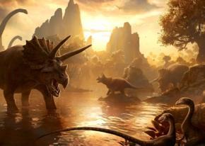 В Мексике обнаружено крупнейшее кладбище динозавров