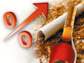 В Украине могут ввести новый налог на алкоголь, сигареты и бензин