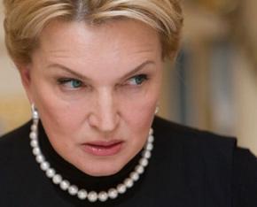 Бывший вице-премьер Украины Раиса Богатырева объявлена в розыск