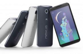 Google презентував смартфон Motorola Nexus 6