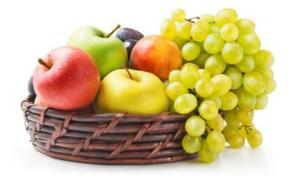 Соковита осінь: найкорисніші ягоди, овочі і фрукти