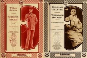 Во Франции обнаружили потерянный фильм о Шерлоке Холмсе
