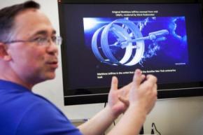 NASA планирует разработать двигатель деформации пространства для межзвездных путешествий