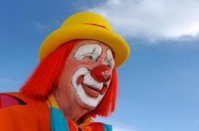 Умер самый старый в мире клоун Флойд Крикмор