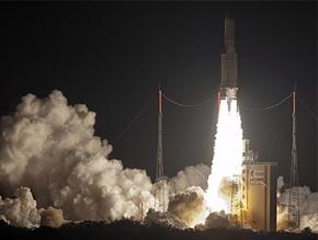 Аргентина успішно запустила перший супутник ARSAT-1