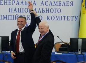 Президент НОК Украины Сергей Бубка переизбран на новый срок