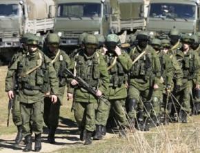 Российские войска заходят в Украину, - НАТО