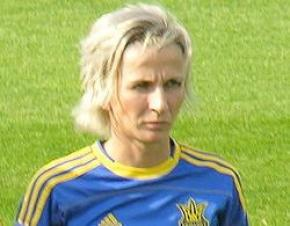 Лучшей футболисткой Украины признали Людмилу Пекур