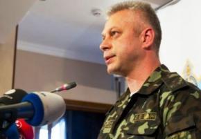В зоне АТО за сутки погибли двое военных