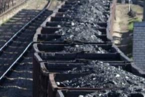 Добыча угля в Донецкой области упала на 64%