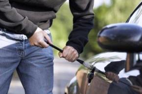 В Україні різко зросла кількість автокрадіжок