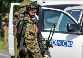 Российские военные продолжают пересекать украинскую границу, – ОБСЕ