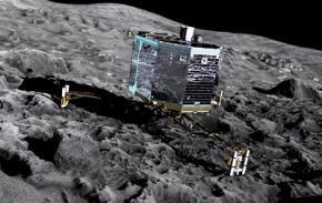 На кометі Чурюмова-Герасименко виявлені органічні молекули