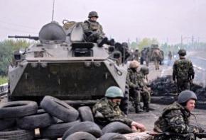 За минувшие сутки боевики 60 раз обстреляли позиции сил АТО, ранены 6 бойцов