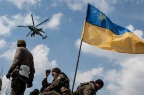 За сутки в зоне АТО погибли 2 военных, 13 ранены