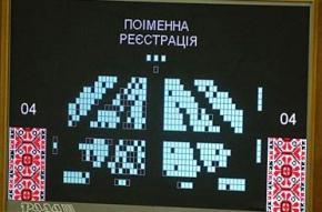 Нова Верховна Рада запрацює 27 листопада