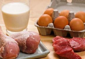 В Україні стали більше виробляти м'яса, молока і яєць