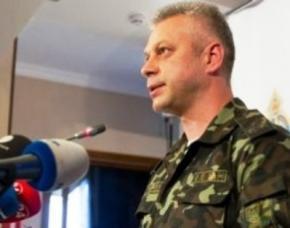 Украинская армия готовится к возможной полномасштабной войне, - СНБО