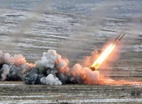 Росія відновила обстріл території України, - РНБО