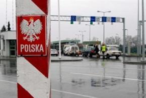 На границе Украины и Польши могут появиться пешеходные мосты