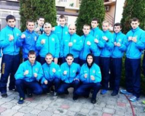 Украинцы завоевали 6 медалей на ЧЕ по боксу в России