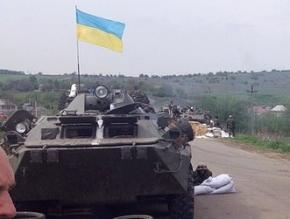 За сутки на востоке Украины погиб один военный, шестеро - ранены