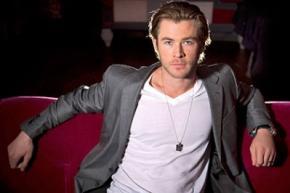 Найсексуальніший чоловік 2014 року - Кріс Хемсворт