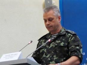 За добу в зоні АТО загинув 1 військовий, 3 поранено - РНБО