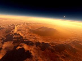 Жизнь на Марсе могла быть уничтожена ядерной атакой, - учёные