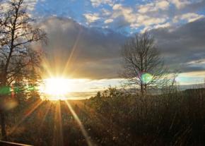 На выходных 15 и 16 ноября в Украине ожидается облачная погода с прояснениями