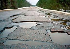 У 2015 році в Україні нові дороги будувати не будуть