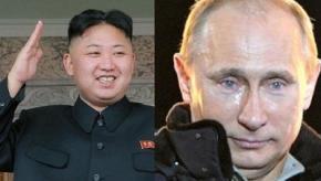Путін запросив Кім Чен Ина на святкування Дня Перемоги