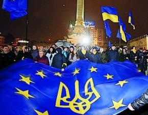Украинцы окончательно потеряли доверие к России и хотят в ЕС