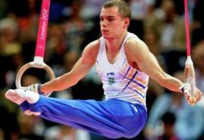 Украинский гимнаст Олег Верняев выиграл престижный кубок в США