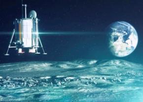 Британські вчені пробурять на Місяці канал в 100 метрів