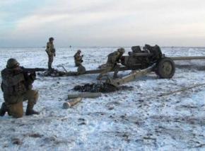 За добу в зоні АТО загинули 5 військових, 7 поранено