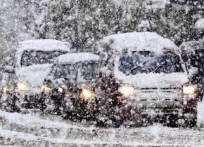 В Україні очікуються сніг, хуртовини та мороз