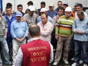 С нового года Россия вводит ряд ограничений для украинских заробитчан
