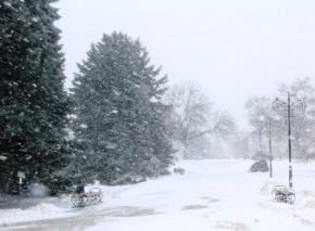 На выходных погода в Украине ухудшится: ожидаются мороз и метели